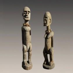 Couple d'Ancêtres Dogon