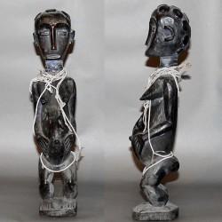 Statuette Koulango de fécondité
