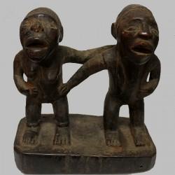 Couple d'Ancêtres Yombé