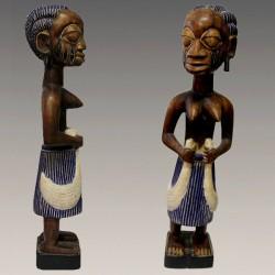 Statuette Yoruba La Grande Mère Iyà Nlà