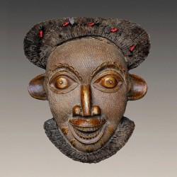Masque cimier Royal Bamoun