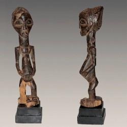 Figure d'ancêtre en statuette de fertilité