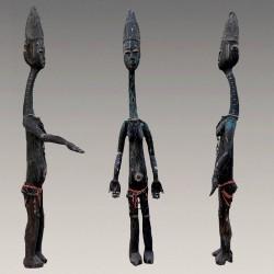 Figure de reine koulango