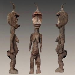 Statuette protectrice Koulango