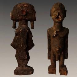 Ancienne protection Mambila Kaka traces sacrificielles