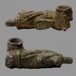 Pipe NTadi ancienne divination Bakongo