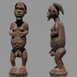 Statuette Téké nkida ancienne