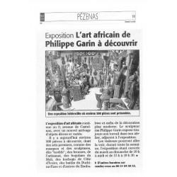 Midi Libre du 31 mai 2009