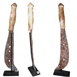 Couteau ancien Akan 1