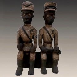 Magnifiques colons Yoruba