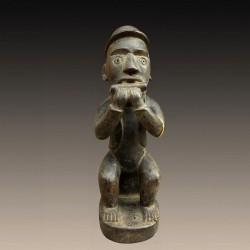 Statuette colon Yombé ancienne