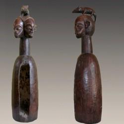 Tambour à fente Yaka Nkoko Ngombo