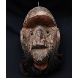 Superbe masque singe Kran