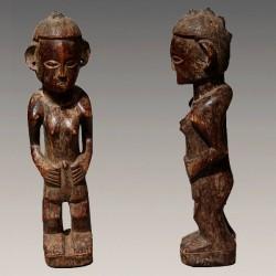 Statuette tchokwe Lwena