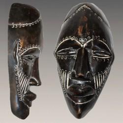 Masque Ibo Igbo de famille