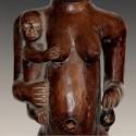 Magnifique figure de reine Punu