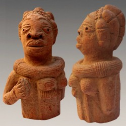 Sculpture Nok du Nigeria