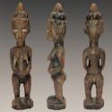 Statuette de fécondité Agni Indénié