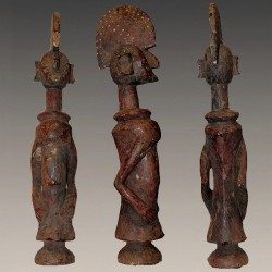 Statuette protectrice Chamba
