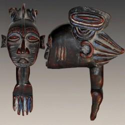 Sceptre de divination Koulango