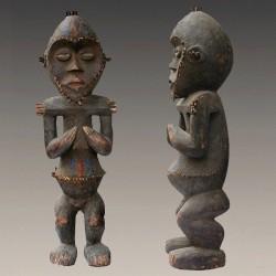 Figure d'ancêtre statuette de protection
