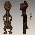 Ancienne et atypique statuette Téké