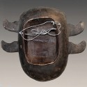 Masque de guerre Bété-Guéré