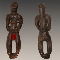 Statuette Mama Mangam ancienne