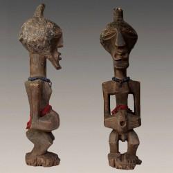ncienne statuette Songyé symbole de pouvoir
