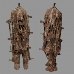 Remarquable statuette Dogon