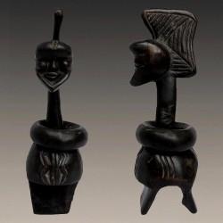 Statuette Kongo de divination