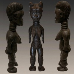 Statuette Dan Bassa Liberia