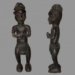 Figure royale Bamiléké