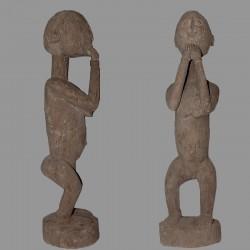 Statuette féminine Dogon influence Tellem