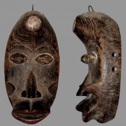 Ancien masque Dan Kran