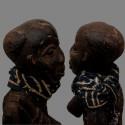 Statuette Bamiléké de danse rituelle