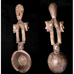 Cuillère Léga ancienne liée au Bwami