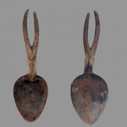 Ancienne petite cuillère Léga du Bwami