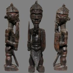 Magnifique statue chef Luluwa