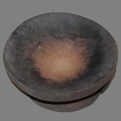 Mortier Kwélé ancien avec anse
