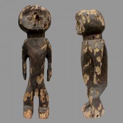 Très ancienne statuette Léga