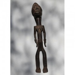 Statuette africaine d'ancêtre Tabwa