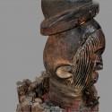 Statuette africaine Téké Nkida