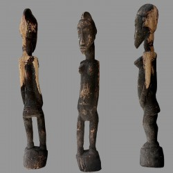 Statuette Senoufo figure d'Ancêtre