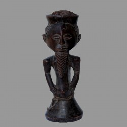 Rare statuette Basikasingo Buyu