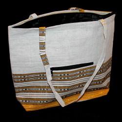 Grand sac éthiopien artisanal