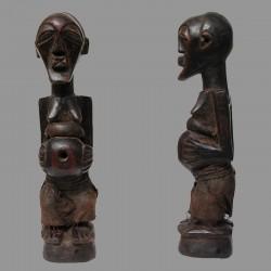Ancienne petite statuette Songyé prestige et fécondité