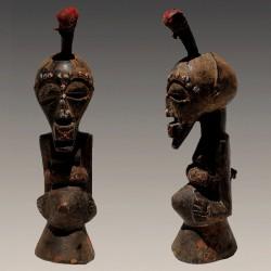 Statuette Songyé divination et fécondité