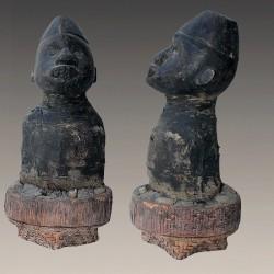 Statuette de guérison Yombe