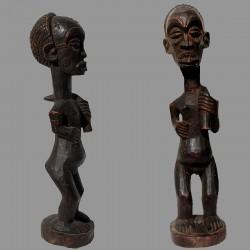 Figure d'Ancêtre Tchokwé Lwéna